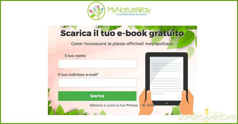 Supercampione - MyNatureWay: scarica e-book gratuito