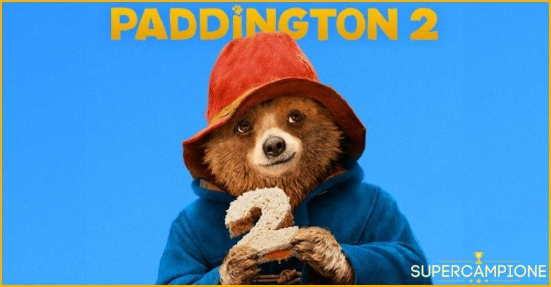 "Ricevi gratis 2 biglietti cinema per il film ""Paddington 2"""
