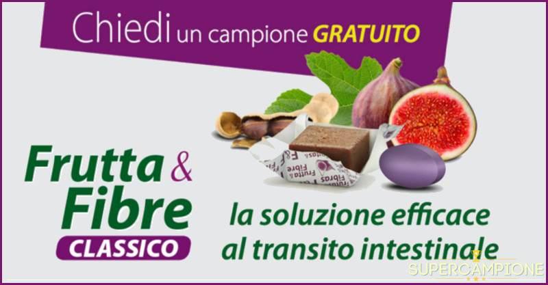 Supercampione - Omaggio Frutta&Fibre