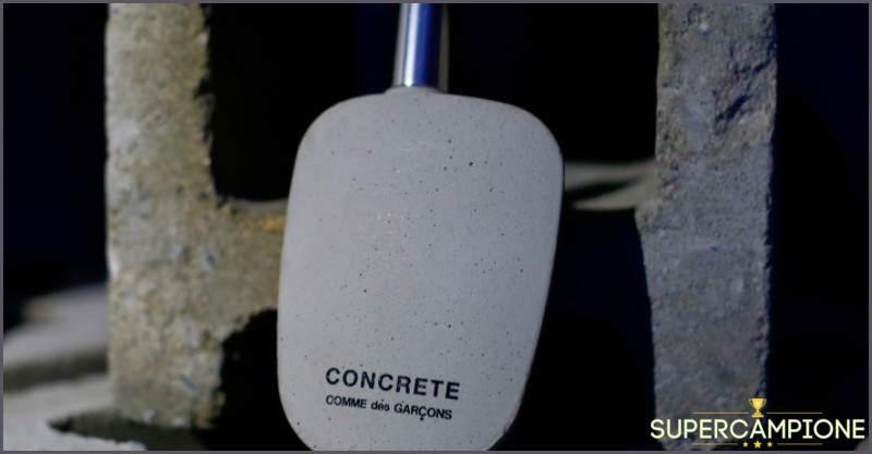 Campioni omaggio profumo Concrete di Comme des Garcons