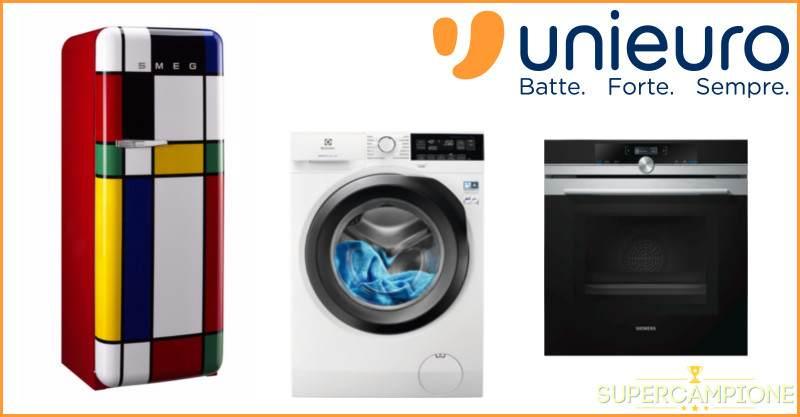 Vinci un frigorifero Smeg, forno elettrico Siemens, lavastoviglie Electrolux e altri premi