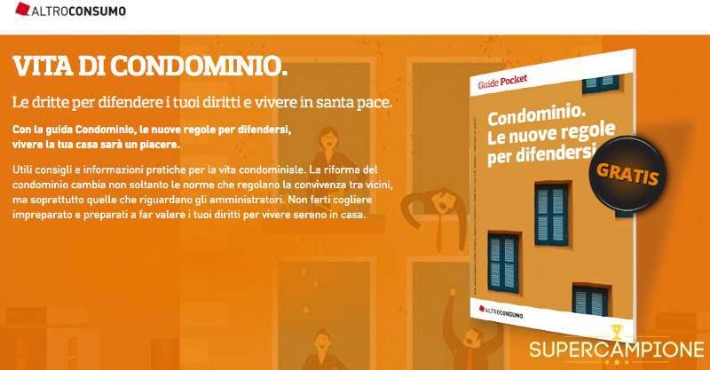Supercampione - Omaggio Guida Condominio