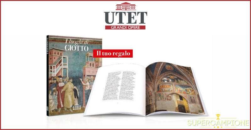 Omaggio album fotografico I luoghi di Giotto