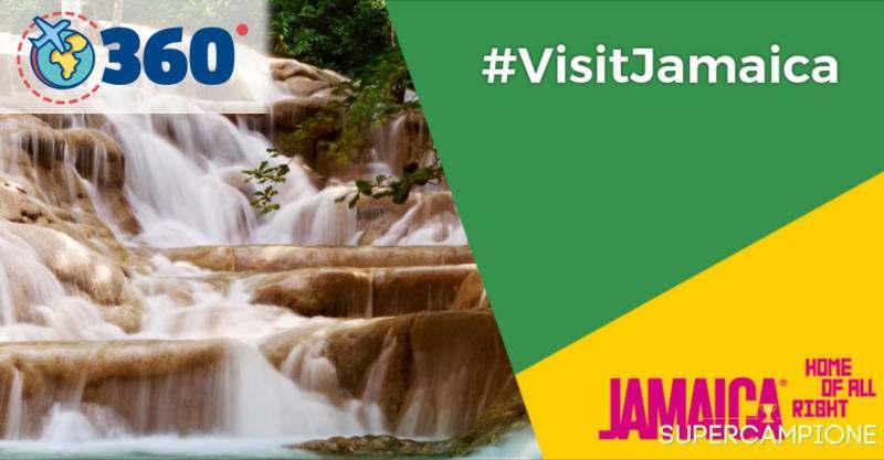Supercampione - Alpitour: vinci gratis viaggio in Giamaica