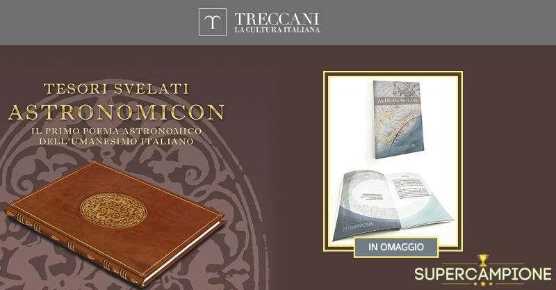 Supercampione - Treccani: ricevi omaggio riproduzione Codice Bodley 646