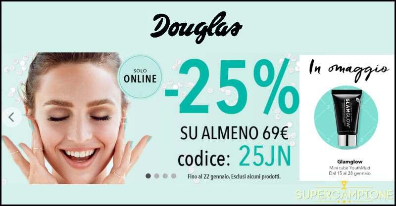 Supercampione - Douglas: Campioni omaggio e buoni sconto