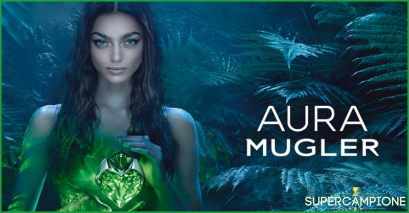 Supercampione - Campione omaggio Aura Mugler