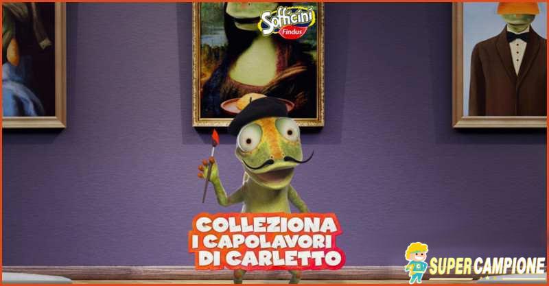Colleziona i capolavori di Carletto, con Findus!