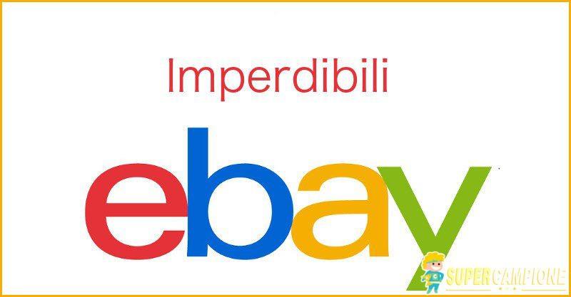Ebay: proposte del giorno
