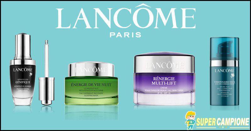 Supercampione - Campioni omaggio Lancôme