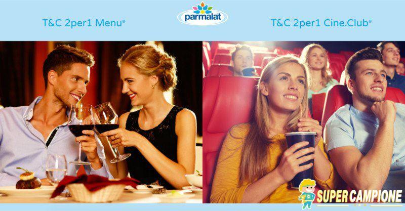 Parmalat: ricevi un premio gratis