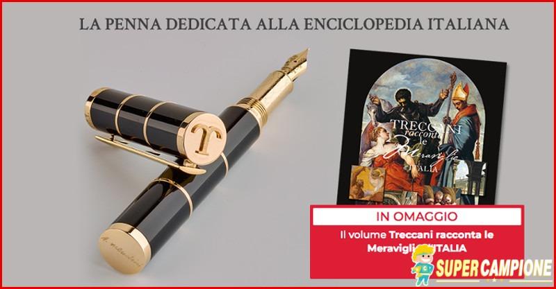 Supercampione - Omaggio Treccani racconta le Meraviglie d'Italia