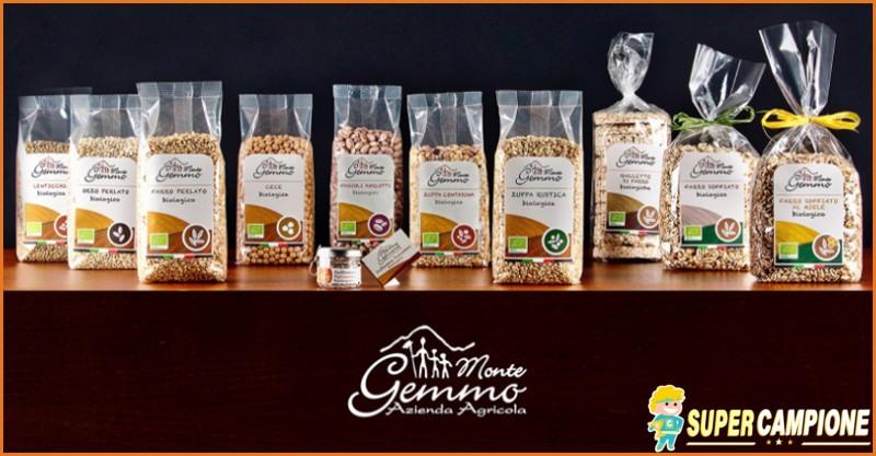 Supercampione - Kit degustazione gratis Monte Gemmo