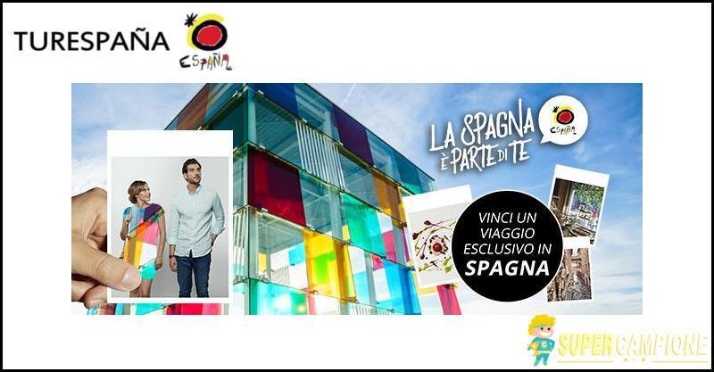 Supercampione - Turespaña: vinci gratis un viaggio a Malaga per 2 persone