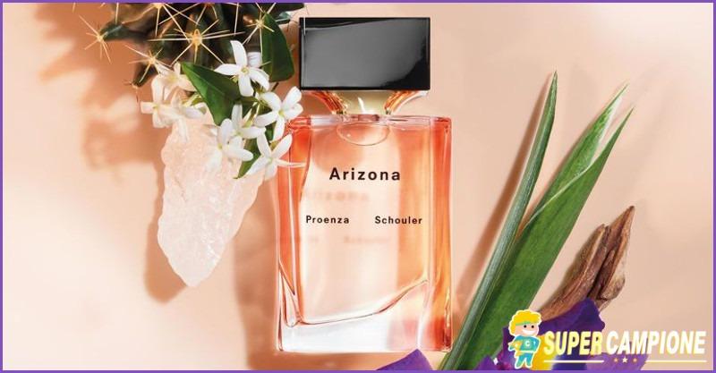 Supercampione - Campioni omaggio profumo Arizona di Proenza Schouler