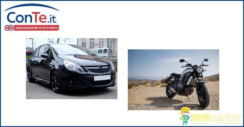 Supercampione - Offerta assicurazione Auto e Moto ConTe.it