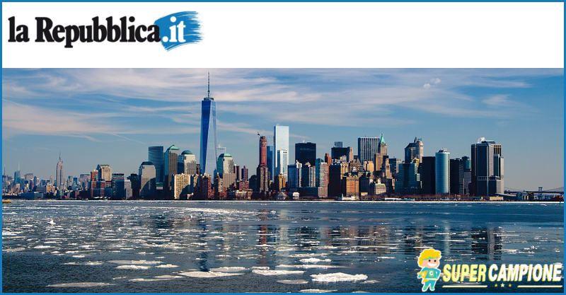 Supercampione - Repubblica: vinci viaggio a New York