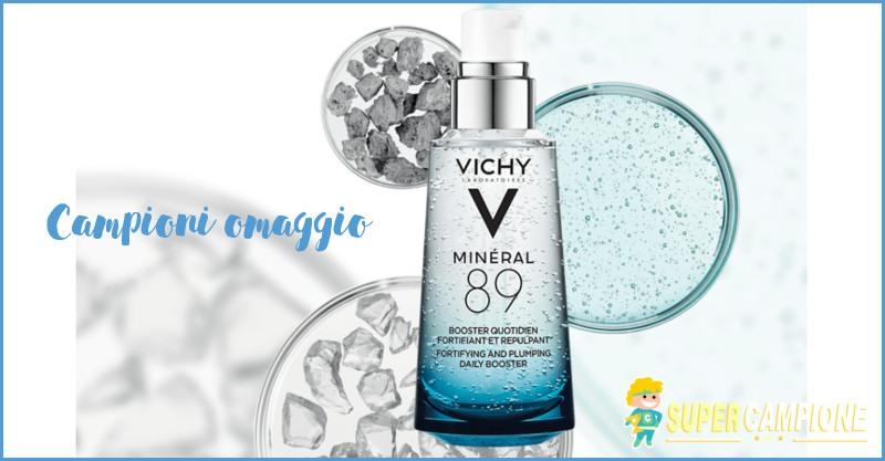 Supercampione - Campioni omaggio Vichy Mineral 89
