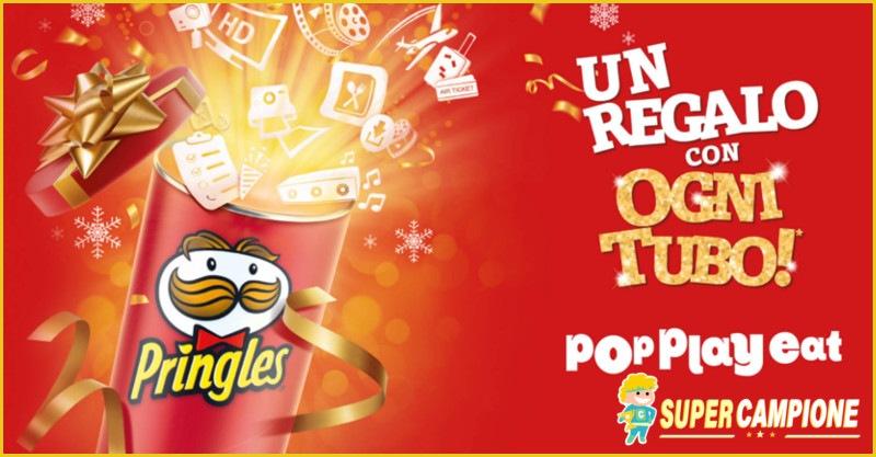 Vinci ora tanti premi con Pringles