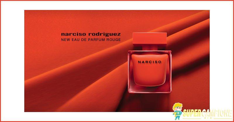 Supercampione - Campioni omaggio profumo Rouge Narciso Rodriguez