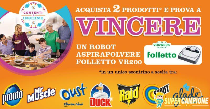 Supercampione nuovi campioni omaggio e offerte - Acquisto folletto on line ...