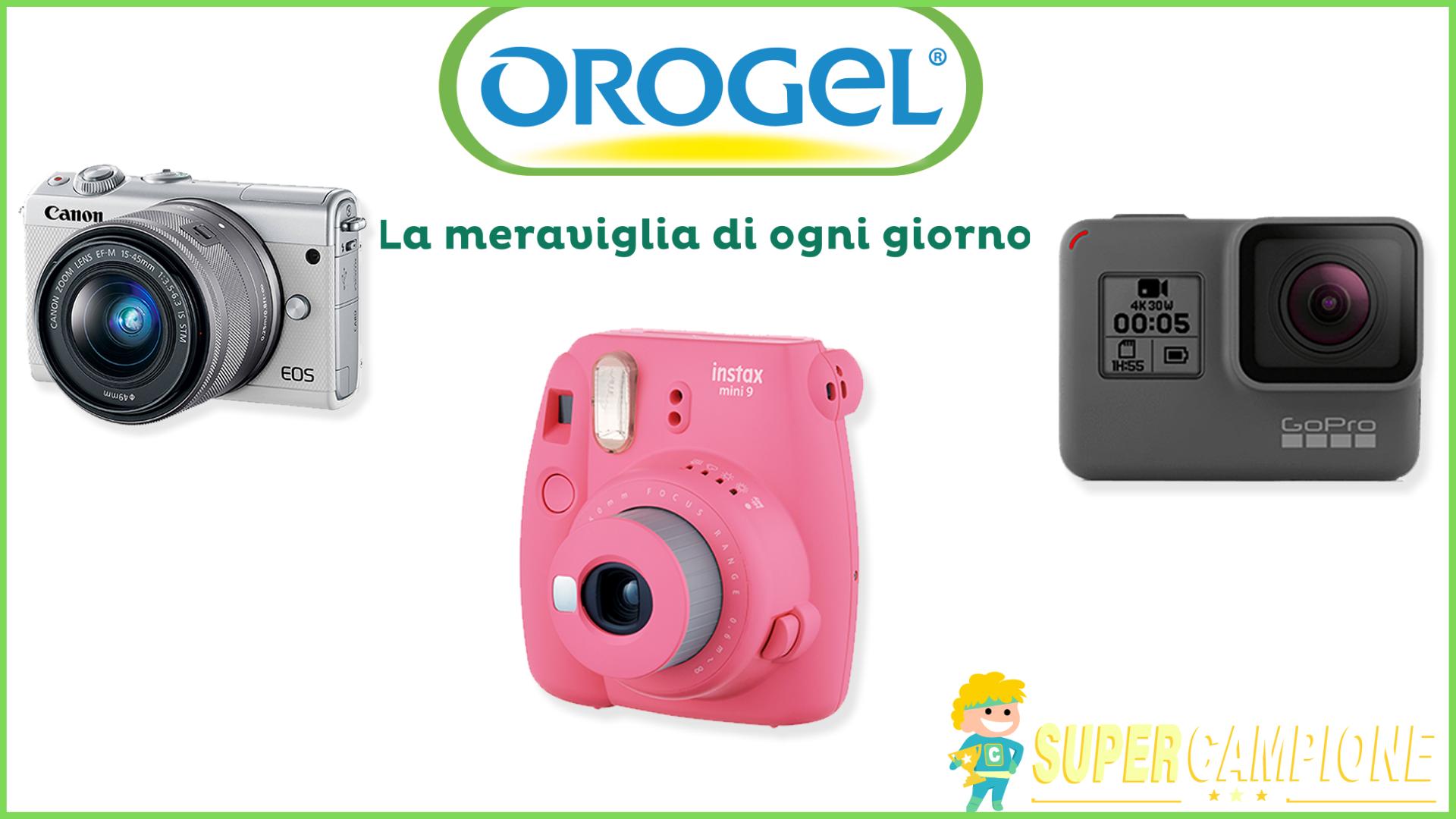 Supercampione - Vinci gratis fotocamere Canon, GoPro Hero5 e Instax Square