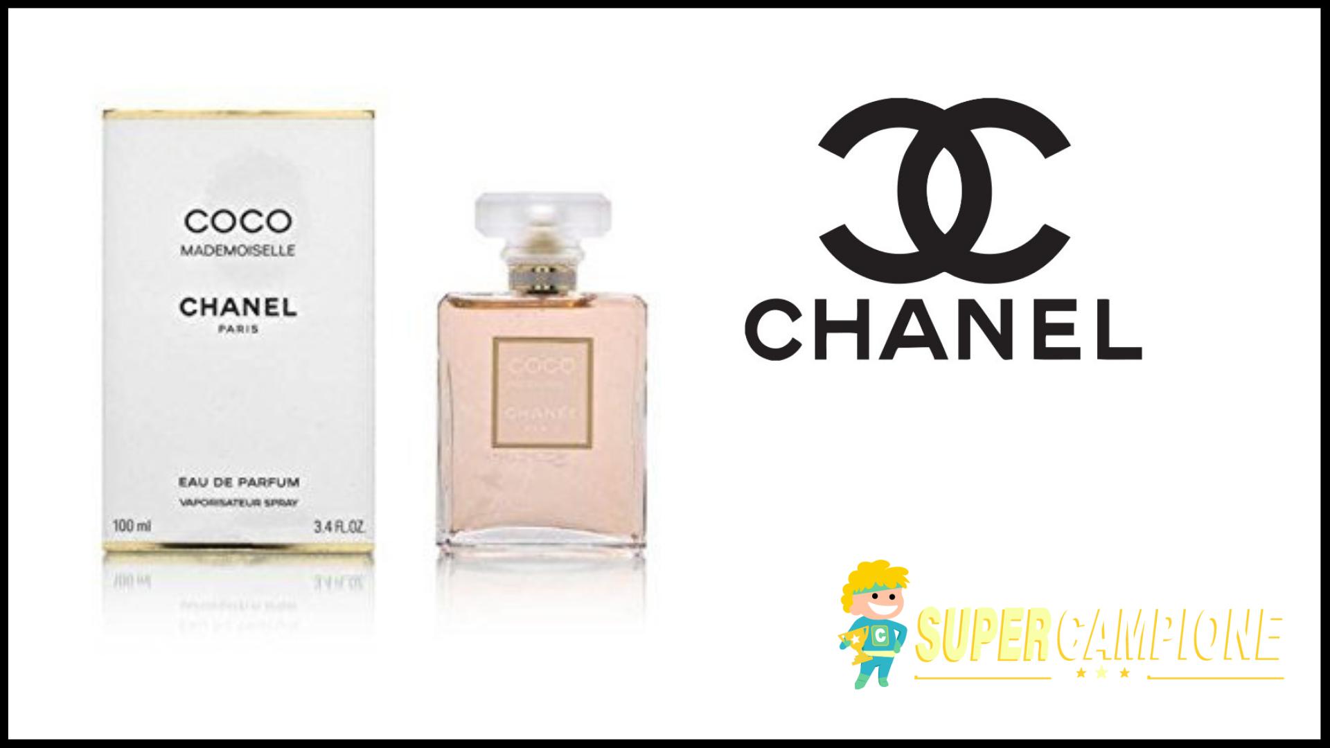 Supercampione - Campioni omaggio profumo Chanel Coco Mademoiselle