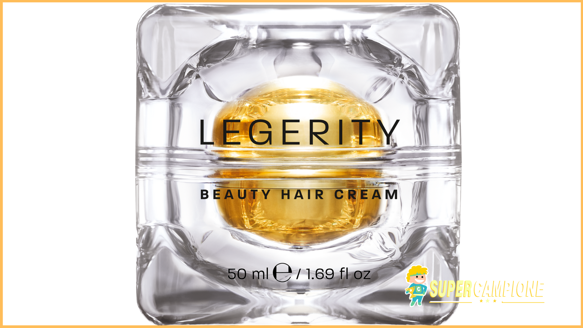 Diventa tester Hair Beauty Cream Legerity