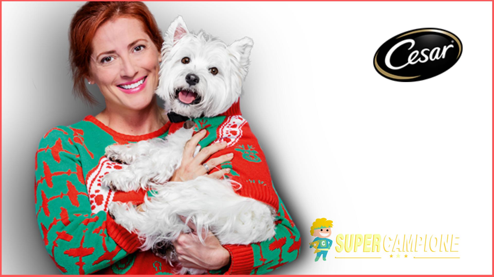Supercampione - Vinci un set di maglioni per te e per il tuo cane con Cesar