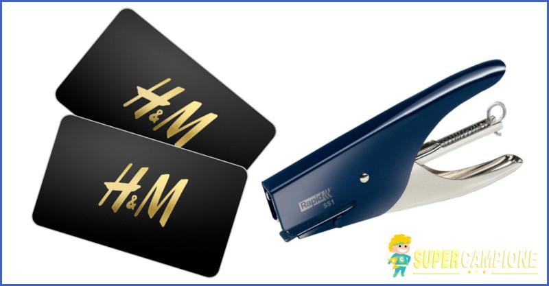 Vinci subito una card H&M da 50€