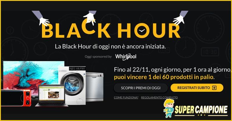 Supercampione - Prodotti gratis con le Black Hour di ePrice