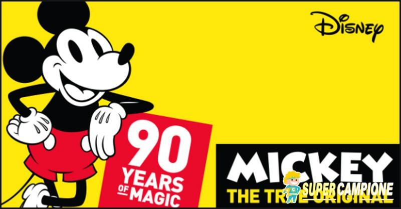Vinci gratis Cicciobello Mickey Mouse