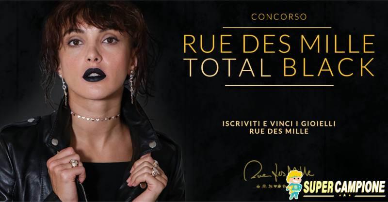 Vinci gratis gioielli Rue des Mille