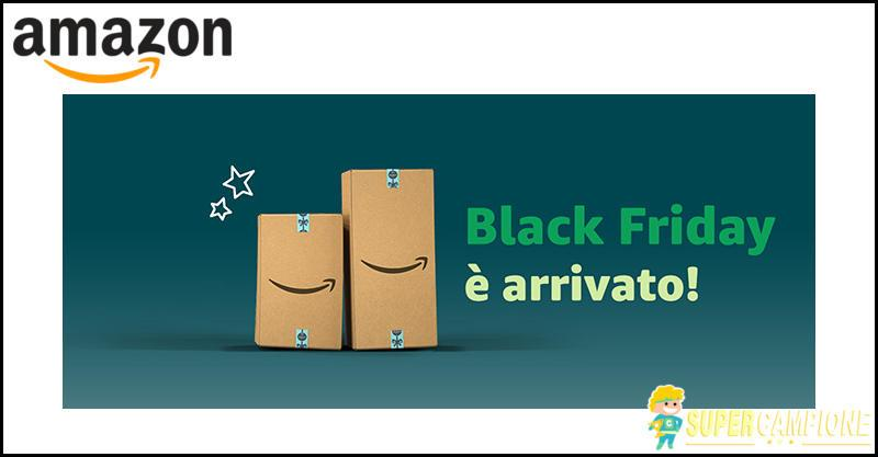 Supercampione - Black Friday Amazon
