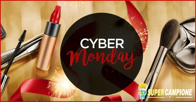 Cyber Monday: 50% di sconto da KIKO!