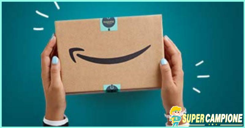 Spedizione Amazon gratis!