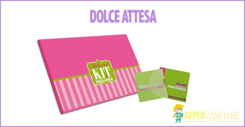Omaggio Kit mamme Dolce Attesa