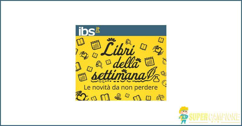 Supercampione - IBS: libri della settimana in offerta