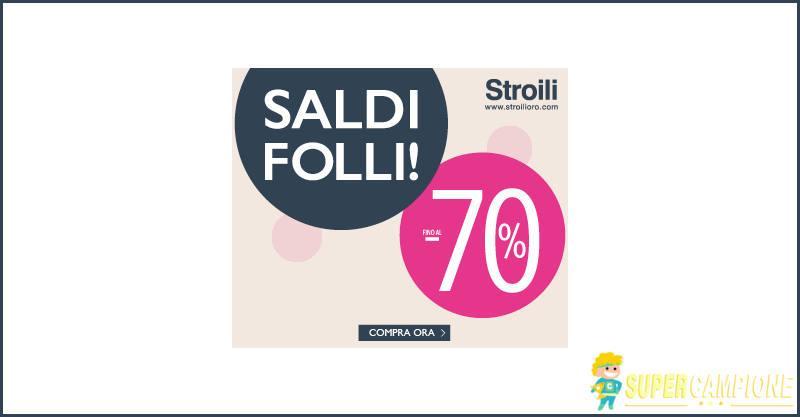 Supercampione - Stroili: saldi fino al 70%