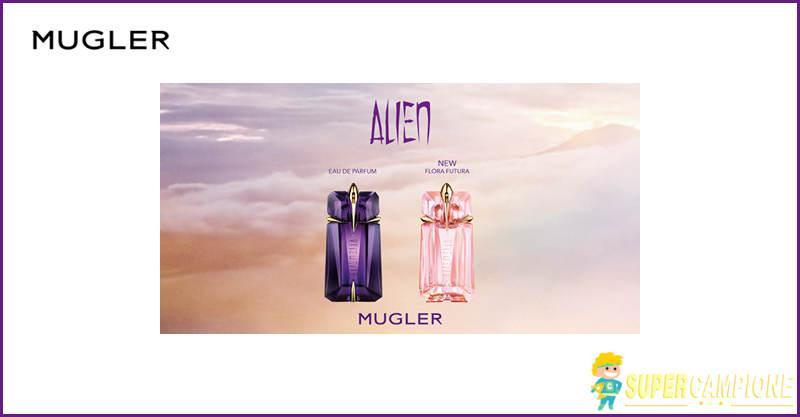 Campioni omaggio profumi Alien di Thierry Mugler