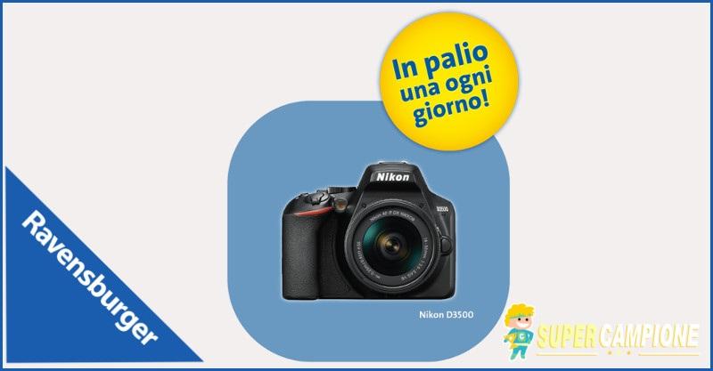 Supercampione - Vinci subito Nikon D3500