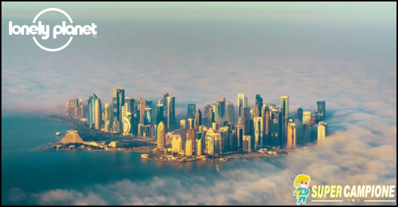 Supercampione - Lonely Planet: vinci gratis viaggio in Qatar per 2
