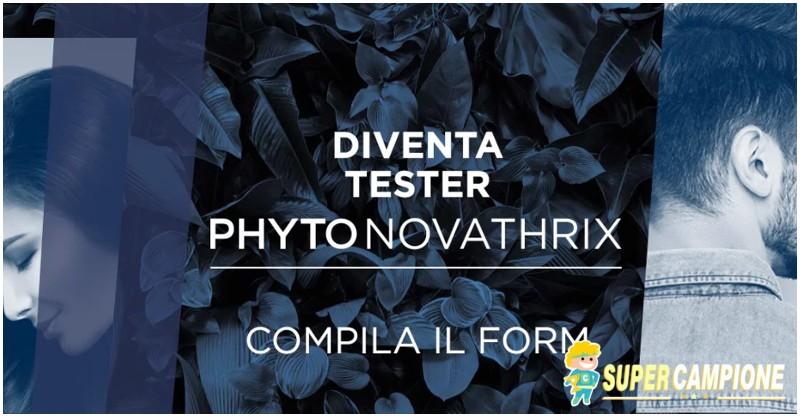 Supercampione - Diventa tester Phytonovathrix