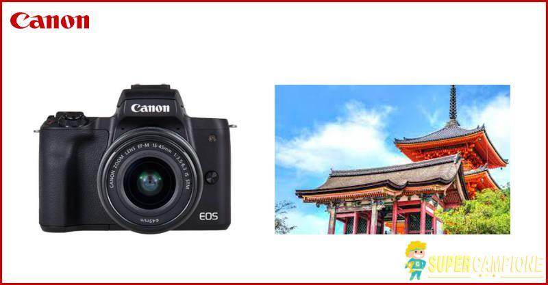 Supercampione - Vinci gratis 10 Canon o viaggio in Giappone