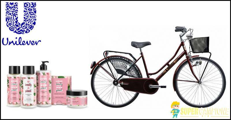 Vinci biciclette Doniselli con Love Beauty Planet