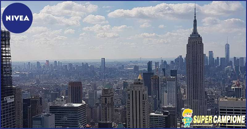 Nivea: vinci viaggio a New York per 2 persone