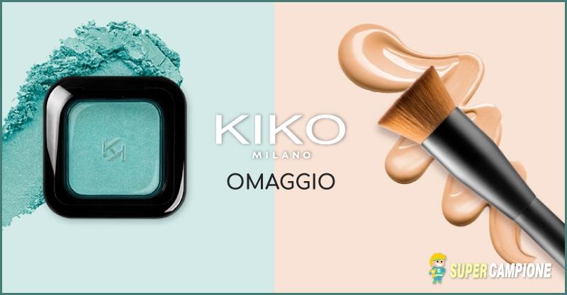 Supercampione - Ricevi omaggi con KIKO
