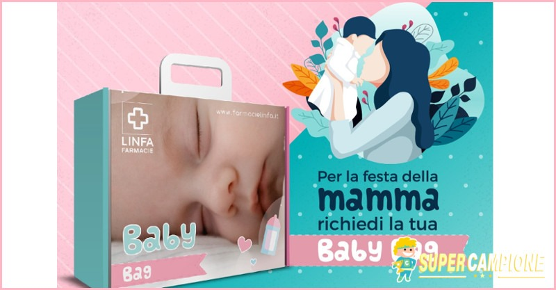Supercampione - Campioni omaggio BabyBag