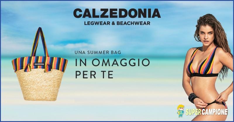 Supercampione - Omaggio bag estate Calzedonia