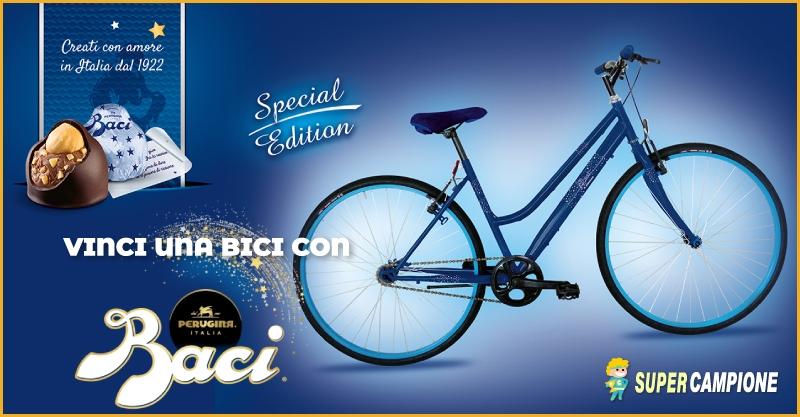 Supercampione - Vinci una bici con Baci Perugina
